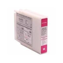compatible inkt cartridge voor Epson T7553 magenta 4000 paginas van Huismerk
