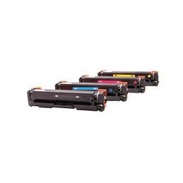 compatible Set 4x Toner voor Canon 045H LBP610 MF630 van Huismerk