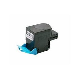 compatible Toner voor Lexmark C540 C543 cyan van Huismerk
