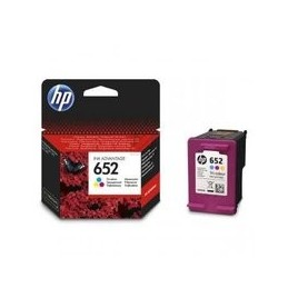 Origineel HP 652 inkt cartridge Tri-color