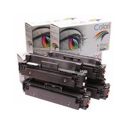 compatible Set 4x Toner voor Canon 046H LBP650 MF730 van Colori Premium