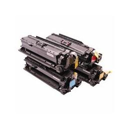 compatible Set 4x Toner voor HP 507X 507A Pro 500 Color M551Dn van Huismerk