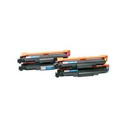 compatible Set 4x Toner voor Brother TN243 TN-243CMYK van Huismerk
