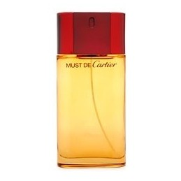 Cartier - Must pour femme Eau de toilette-100 ml