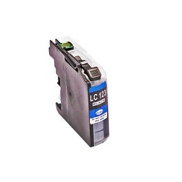 compatible inkt cartridge voor Brother LC 121 123XL zwart van Huismerk