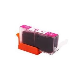 compatible inkt cartridge voor Canon CLI 526 magenta van Huismerk