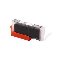 compatible inkt cartridge voor Canon CLI 551Xl grijs van Huismerk