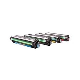 compatible Set 4x Toner voor HP 651A Laserjet 700 M775 van Huismerk