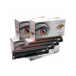 compatible Set 4x Toner voor Samsung Clp680 van Colori Premium