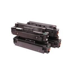 compatible Set 4x Toner voor HP 410x-413X M452 M477 van Huismerk