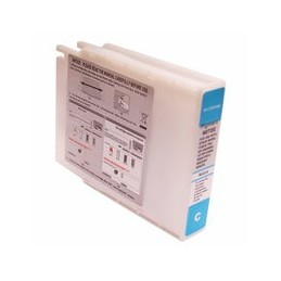 compatible inkt cartridge voor Epson T9072 cyan XXL WF6090 WF6590 van Huismerk