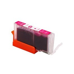 compatible inkt cartridge voor Canon CLI571XL magenta van Huismerk