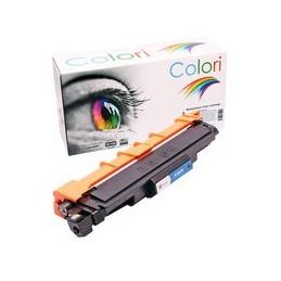 compatible Toner voor Brother TN-247C cyan 2300 paginas van Colori Premium