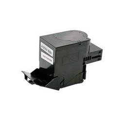 compatible Toner voor Lexmark CS417 CX417 zwart 6000 paginas van Huismerk