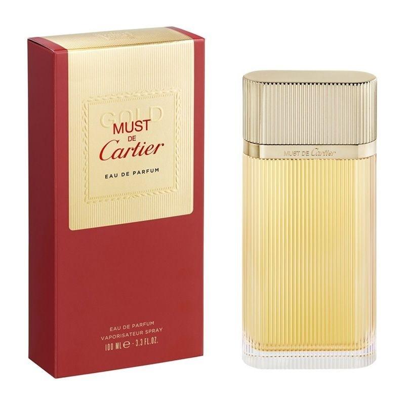 Cartier - Must Gold Eau de parfum-50 ml