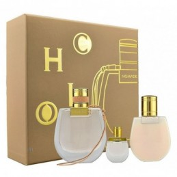Chloe - Chloe Nomade 75ml eau de parfum + 5ml eau de parfum + 100ml bodylotion Eau de parfum-Giftset