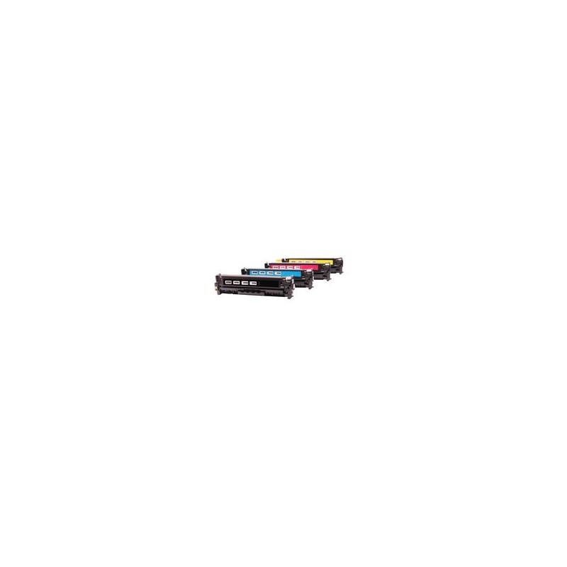 compatible Set 4X Toner voor HP 304A Color Laserjet Cp2025 van Huismerk