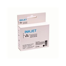 compatible inkt cartridge voor Canon CLI 526 zwart van Huismerk