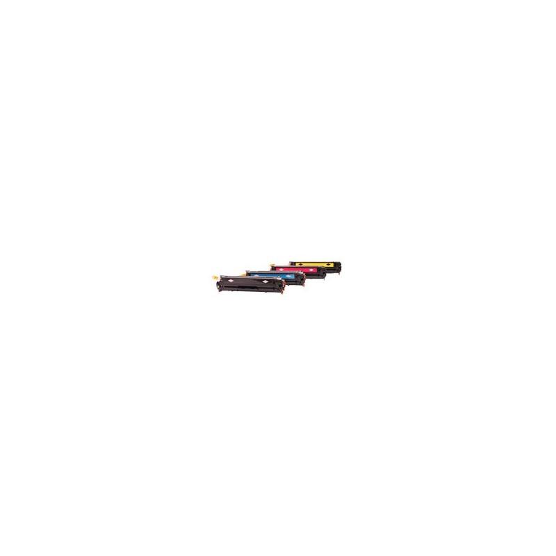 compatible Set 4x Toner voor HP 131X 131A Color Laserjet Pro 200 M251N van Huismerk