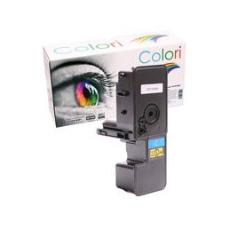 compatible Toner voor Kyocera TK5230C cyan M5521 P5021 van Colori Premium