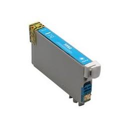 compatible inkt cartridge voor Epson 35XL cyan T3592 van Huismerk