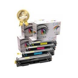 compatible Set 4x Toner voor HP 203X M254 M280 M281 van Colori Premium