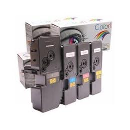 compatible Set 4x Toner voor Kyocera TK5230 M5521 P5021 van Colori Premium