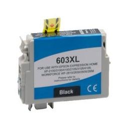 compatible inkt cartridge voor Epson 603XL zwart van Huismerk