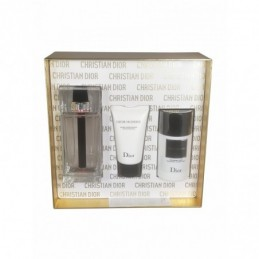 Dior - Homme sport 125ml eau de toilette + 50ml aftershave balm + 75ml deostick Eau de toilette-Giftset