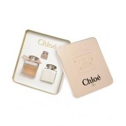 Chloe - Chloe 75ml Eau de parfum + 100ml bodylotion + 5ml mini eau de parfum Eau de parfum-Giftset