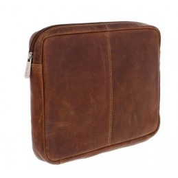 "Plevier 491-3 notebook case 30.5 cm (12"") Sleeve case Brown"