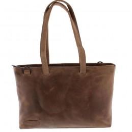 """Plevier 709-6 notebook case 39.6 cm (15.6"""") Ladies case Brown"""