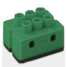 One Smart Control AC-RP BE terminal block Green