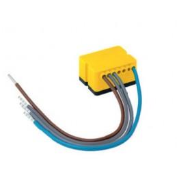 One Smart Control LI-P WI terminal block Yellow