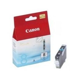Origineel Canon CLI-8PC inkt foto cyan standaard capaciteit 13ml 5.080 paginas 1 stuk