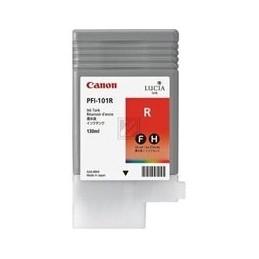 Origineel Canon PFI-101R inkt rood standaard capaciteit 130ml 1 stuk