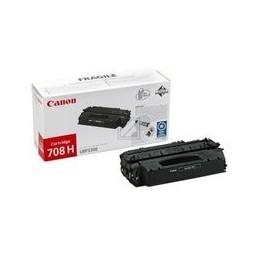 Origineel Canon 708H Toner zwart hoge hoedanigheid 6.000 paginas 1 stuk