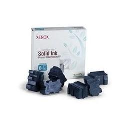 Xerox XFX Solid inkt cyan für Phaser 8860, 8860 standaart capaciteit 6 x 2.333 paginas 6 stuk