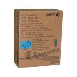 Xerox ColorQube cyan standaart capaciteit 9.250 paginas 1 stuk