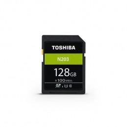 Toshiba SD Entry 128GB flashgeheugen Klasse 10 UHS-I
