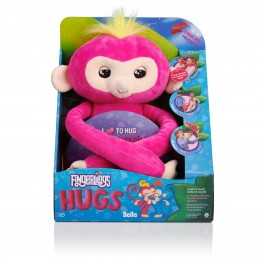 WowWee Fingerlings Hugs Pink