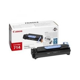 Origineel Canon CRG 714 Toner zwart hoge hoedanigheid 4.500 paginas 1 stuk