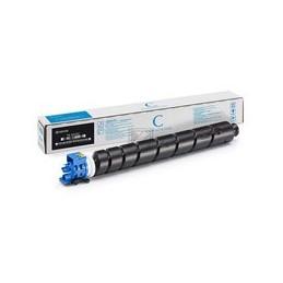 Kyocera TK-8335C Toner cyan für bis zu 15000 paginas A4 met 5 Prozent tonerdekking