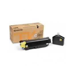 Origineel Kyocera TK-5270Y Toner Kit geel