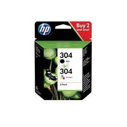 Origineel HP 304 2 stuk...