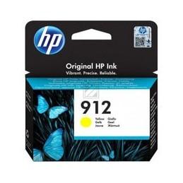 Origineel HP 912 geel inkt...
