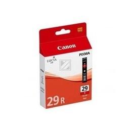 Origineel Canon PGI-29 R inkt rood standaard capaciteit 2.370 pictures 1 stuk