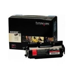 Origineel Lexmark T640, T642, T644 Toner zwart standaard capaciteit 6.000 paginas 1 stuk