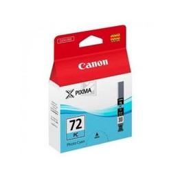 Origineel Canon PGI-72 PC inkt foto cyan standaard capaciteit 350 fotos 1 stuk