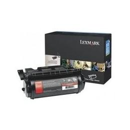 Origineel Lexmark T644 Toner zwart 32.000 paginas